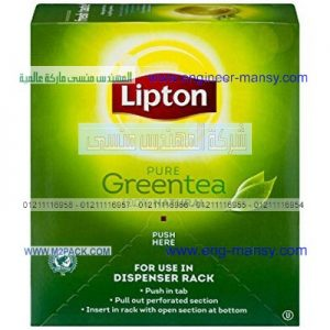 أكياس الشاي الهرمية التى نقدمها نحن شركة ام تو باك